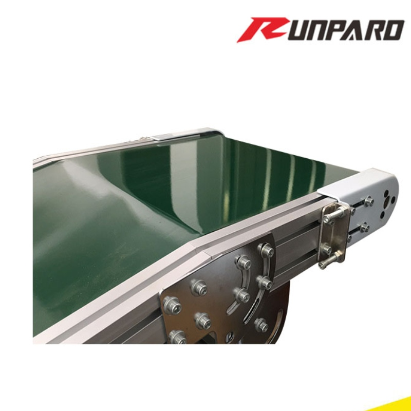 Industrial belt light conveyor can be customized